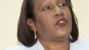 Xiomara Guante, presidenta de ADP,  defendió proceso.