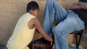 15% de los 2.5 millones de niños de 5 a 17 años del país trabajan.