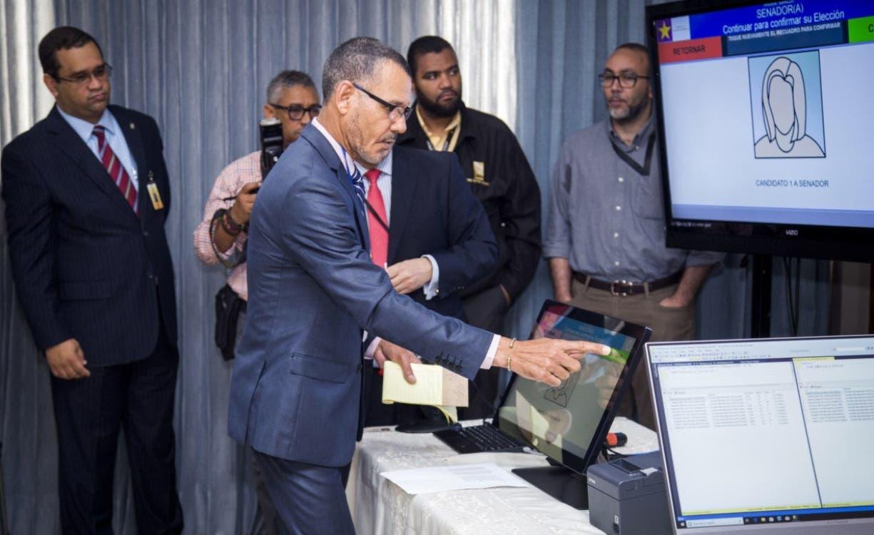 Para garantizar el escrutinio de las elecciones será necesario el voto automatizado.