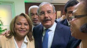 Sobre la reelección, Medina ha dicho que se referirá al tema en su momento.   Archivo.