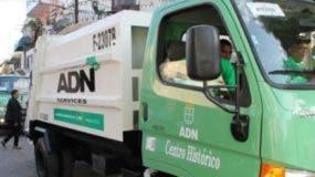 Administración     mejora   servicio de aseo urbano.  AGENCIA