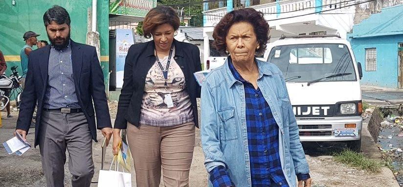 Zoila Martínez es actualmente la defensor del pueblo.