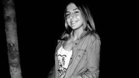 Candela Aylen Saccone, de 15 años, quien sufrió un desmayo el miércoles pasado, mientras vacacionaba en un hotel de Punta Cana.