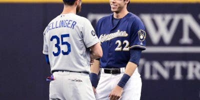 Cody Bellinger y Christian Yelich