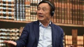 """Ren Zhengfei dijo que la compañía """"recuperaría su vitalidad"""" en 2021."""