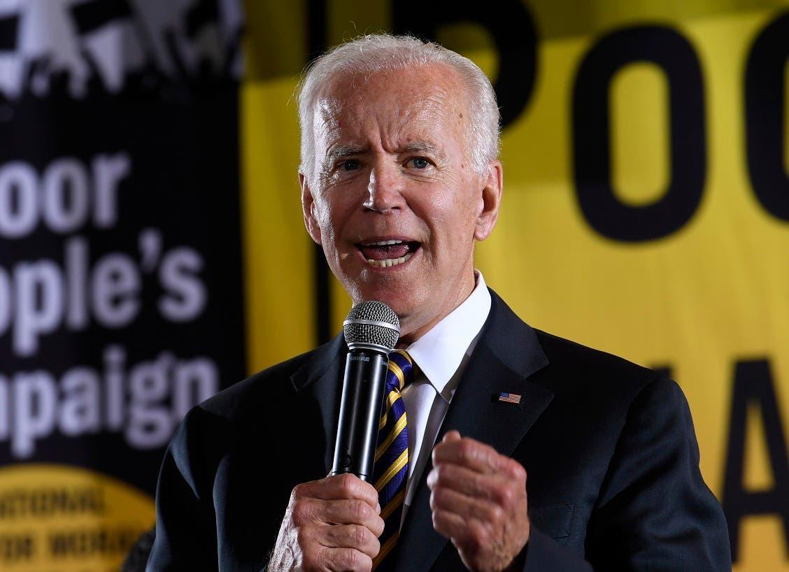 Joe Biden aventaja a Trump y va por delante de otros demócratas en las encuestas