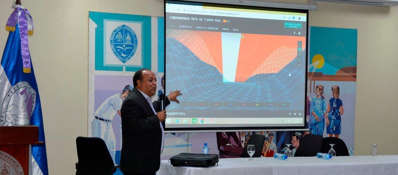 Escuela Filosofía UASD presenta conferencia sobre Epistemología en el Cibermundo