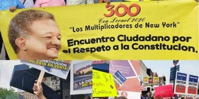 se-movilizan-en-ny-contra-intento-modificar-constitucion-rd