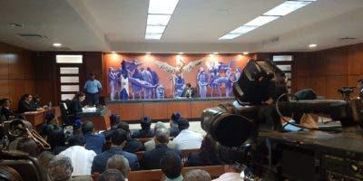 El magistrado Ortega dispuso en el envío a juicio de fondo de seis de los siete implicados en el expediente.