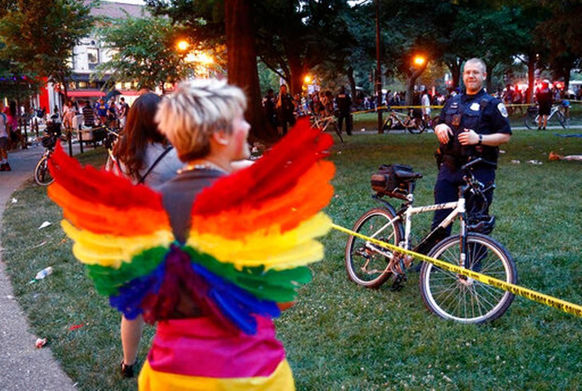 Una falsa alarma siembra pánico en el Orgullo LGBTQ en Washington