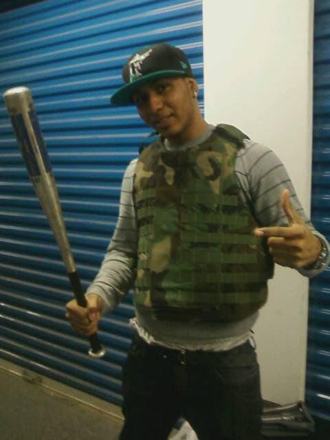 Eddy Feliz Gracía, acusado de dispara contra el ex Grandes Ligas David Ortiz.