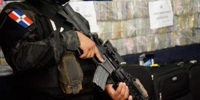 Los 120 paquetes de la sustancia que se presume es cocaína fueron enviados bajo cadena de custodia al Instituto Nacional de Ciencias Forenses (INACIF) que determinará tipo y peso exacto de la sustancia.