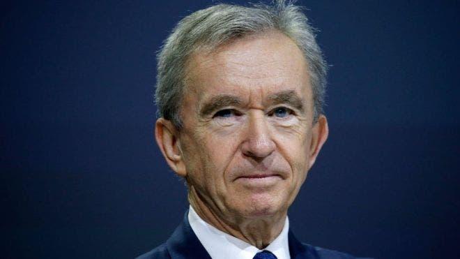Bernard Arnault es el presidente de LVMH, la mayor empresa de artículos de lujo del mundo.