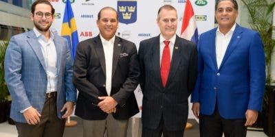 Carlos José Martí, Ramos  Danilo, Bobadilla, Sven Holmbon y Pedro Calderón Prieto.