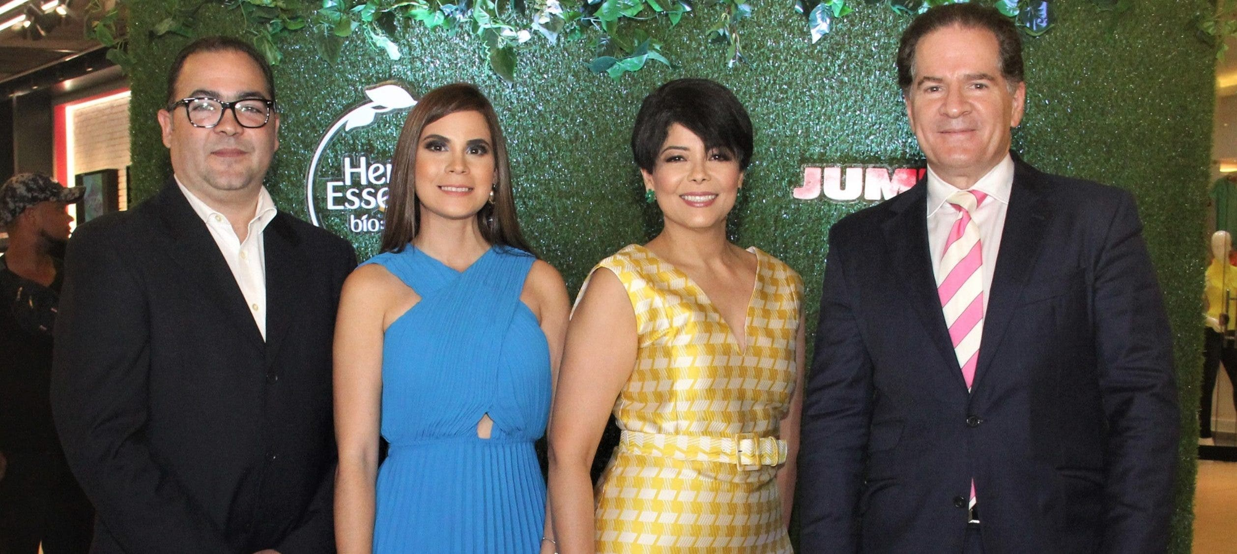 Alejandro Vargas, Cristal León, Cinthia Antonio y Manuel Corripio.