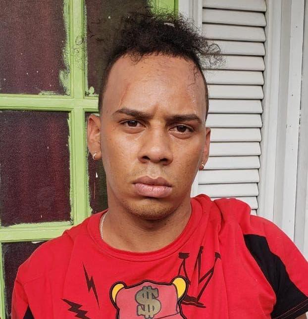 Oliver Mirabal, implicado en atentado a David Ortiz, fue condenado a 5 años de cárcel por homicidio de cuatro