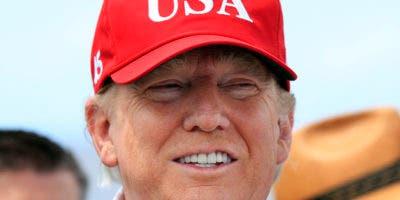 Donald Trump. AP