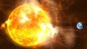 Lo que ocurre en la corona solar afecta a la Tierra.