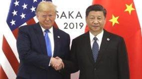 Donald Trump ha ensayado una política novedosa frente a su par chino Xi Jinping.