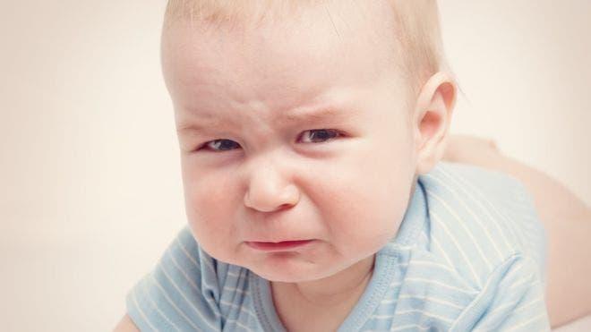En los casos en que el bebé sufre un ataque de tos severo, se lo debe llevar al médico.