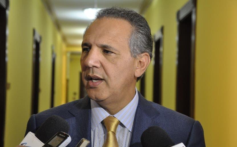 """Peralta dijo que el """"danilismo"""" irá unido a primarias. ARCHIVO"""