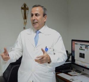 Ammar Abrahim, quien asegura la delincuencia es mundial.
