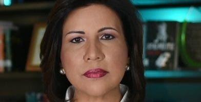 Margarita Cedeño, vicepresidenta de la República. archivo