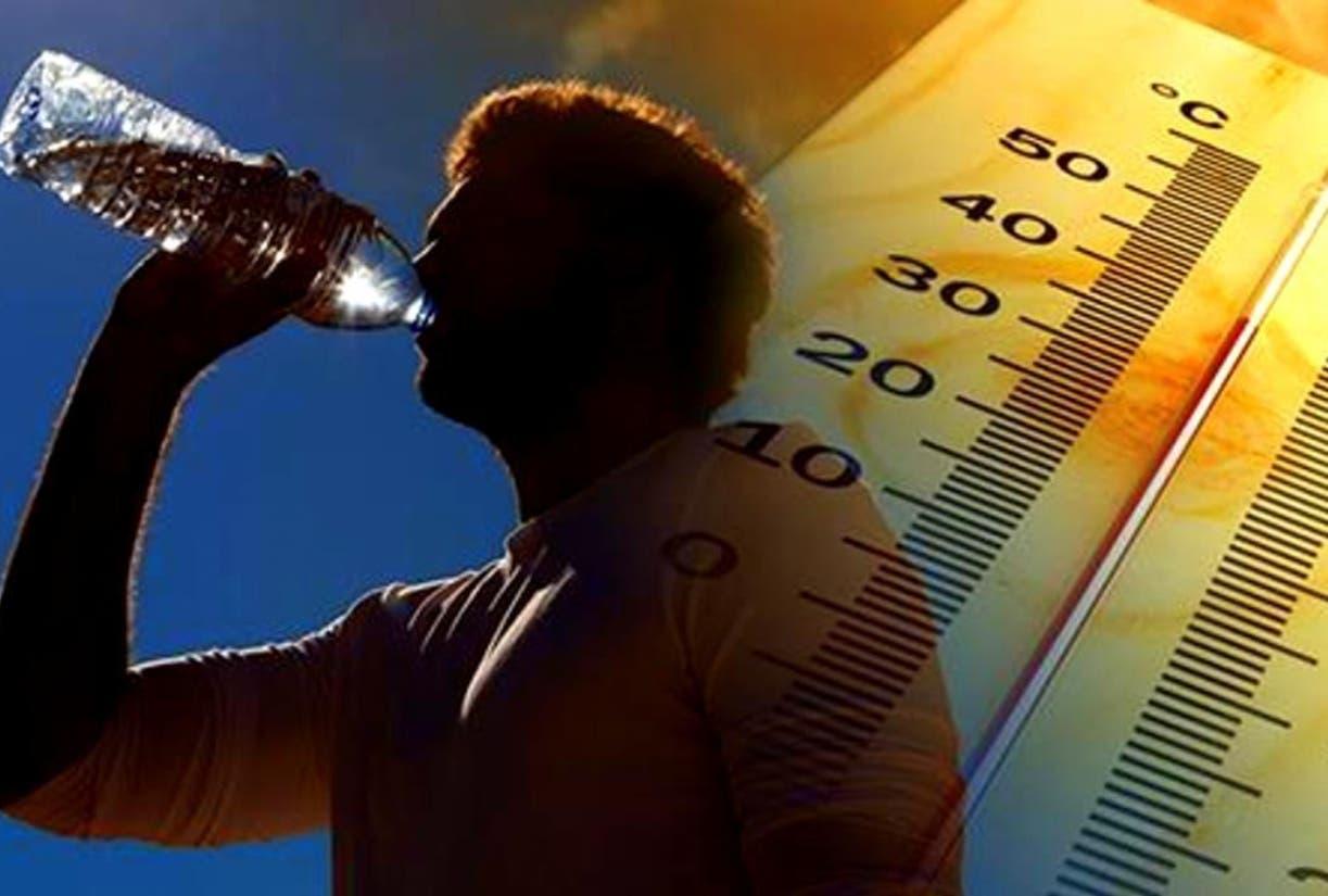 Meteorología: Temperaturas calurosas y pocas lluvias para hoy