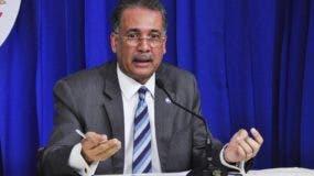 Simón Lizardo resaltó el apoyo a los sectores productivos.