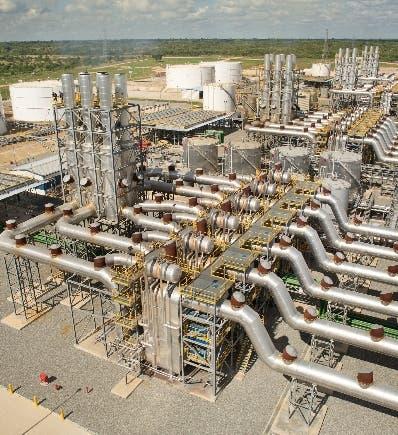 EGE Haina convertirá planta a gas natural