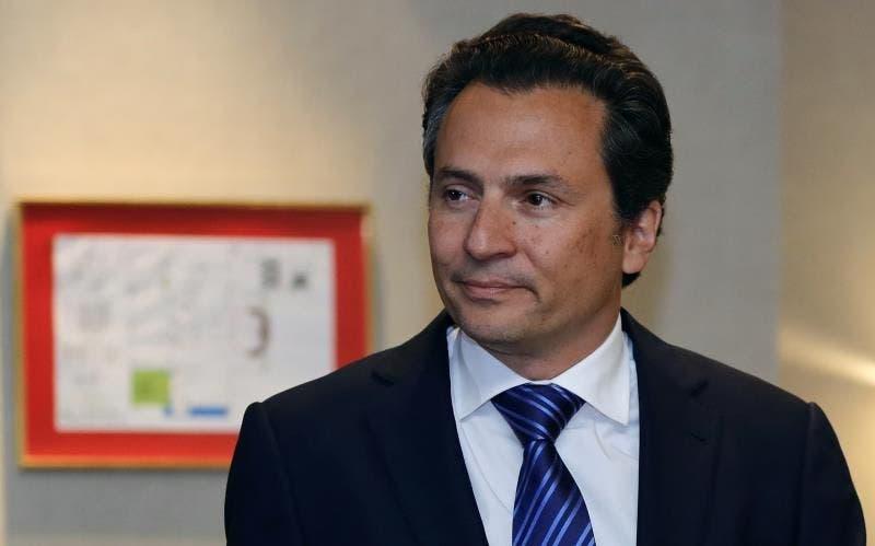 El exdirector de Petróleos Mexicanos (Pemex) Emilio Lozoya. EFE
