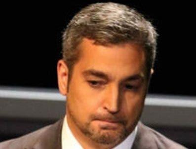 Mario Abdo Benítez podría ser destituido del cargo.