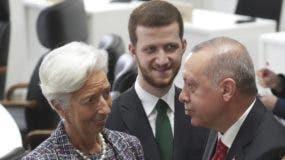 Christine Lagarde será presidenta del Banco Central Europeo.