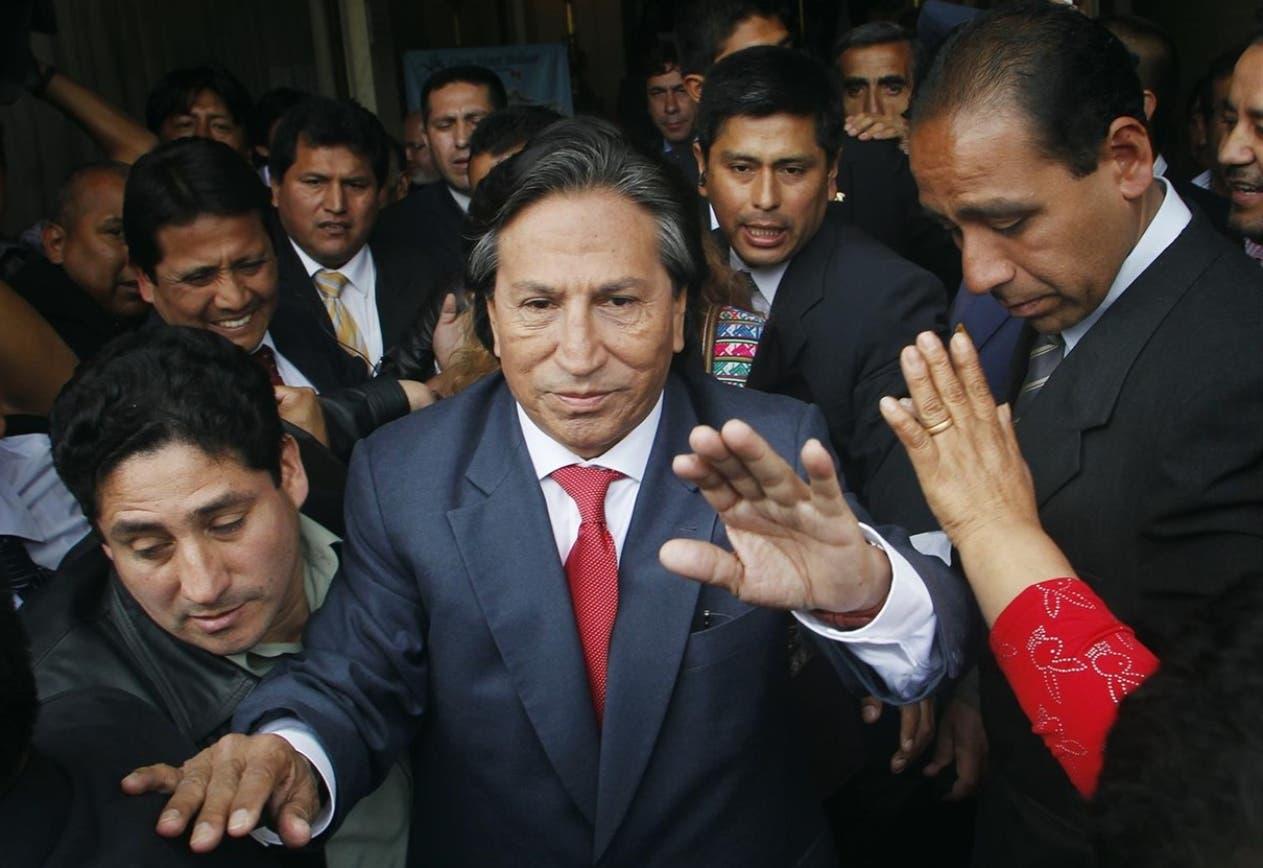 No hay una fecha exacta para la extradición del expresidente Alejandro Toledo.