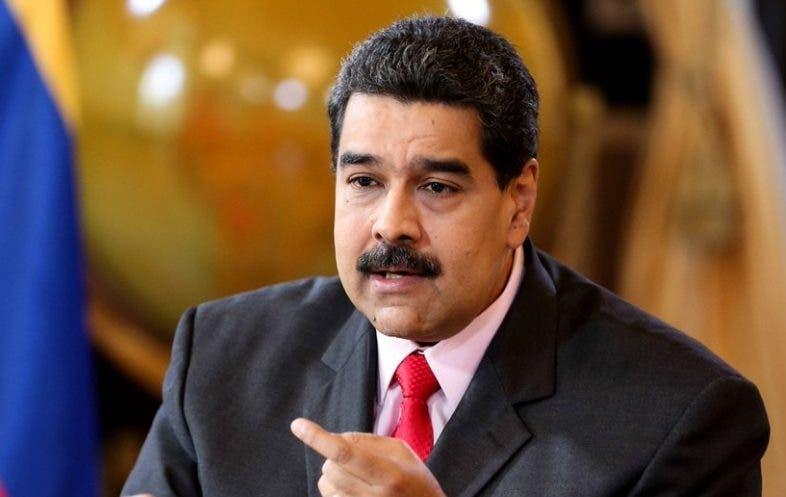 """EE.UU acusa a Maduro de """"fomentar"""" acciones como la rebelión de grupo de FARC"""