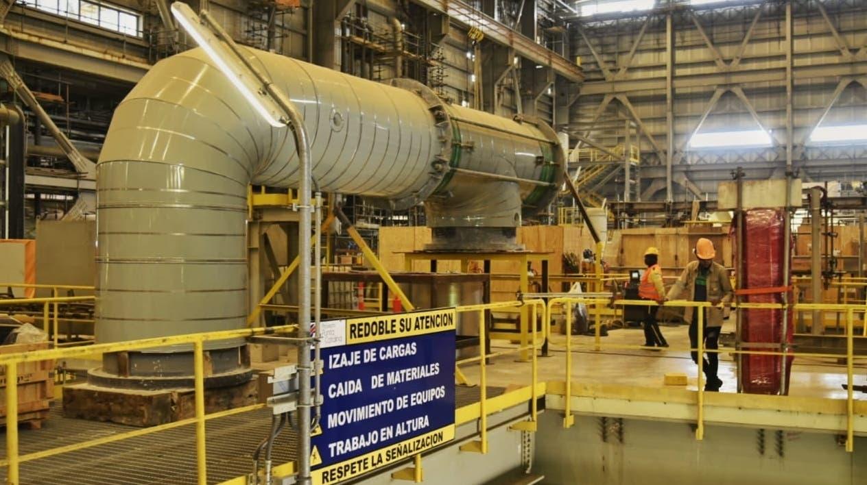 El Gobierno invierte más de dos mil millones de dólares en construcción de plantas de  carbón.
