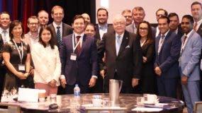Delegación técnica del Ministerio de Energía y MInas  presente en la ronda. fuente externa