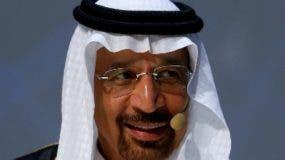 Jalid Al-Falih, ministro de Energía de Arabia Saudí.