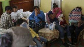 Estados Unidos no tiene una fecha fija para conceder asilo a los migrantes que están en México.
