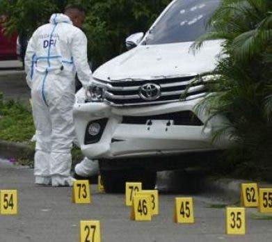 El número  homicidios sube por casos en Latinoamérica