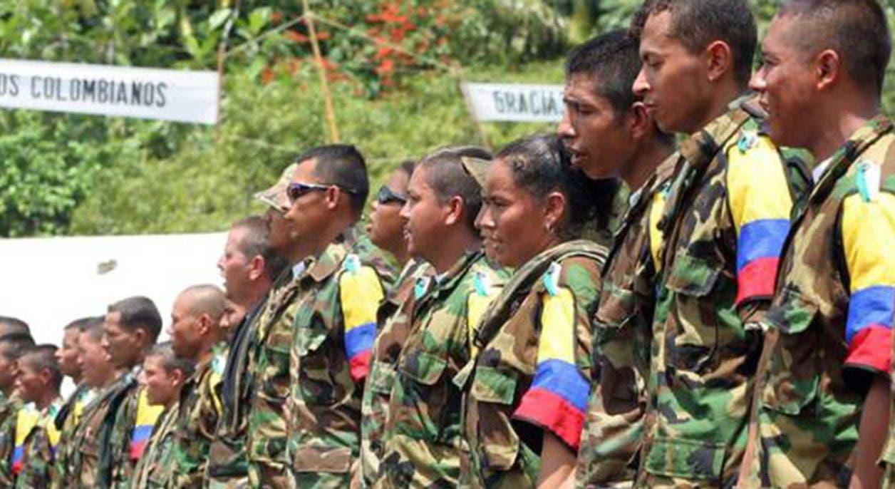 Una gran cantidad de los integrantes de las FARC no se acogieron al pacto de paz firmado.