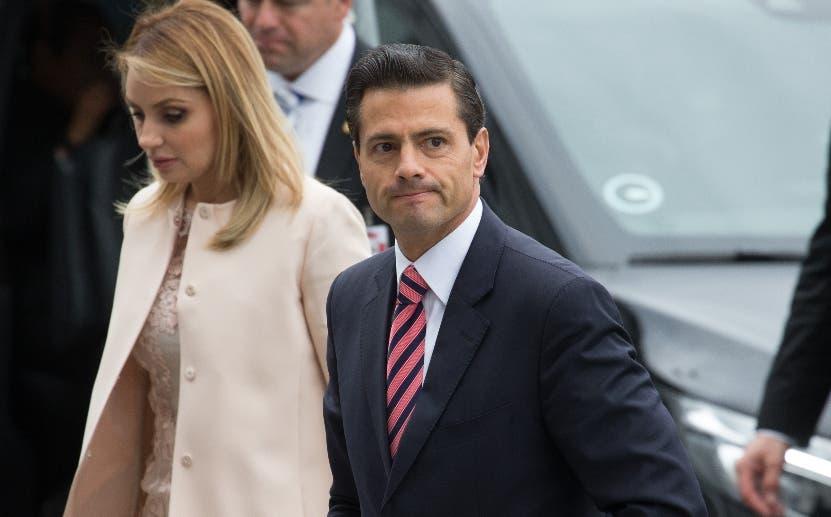 El expresidente Enrique Peña Nieto enfrenta acusaciones.