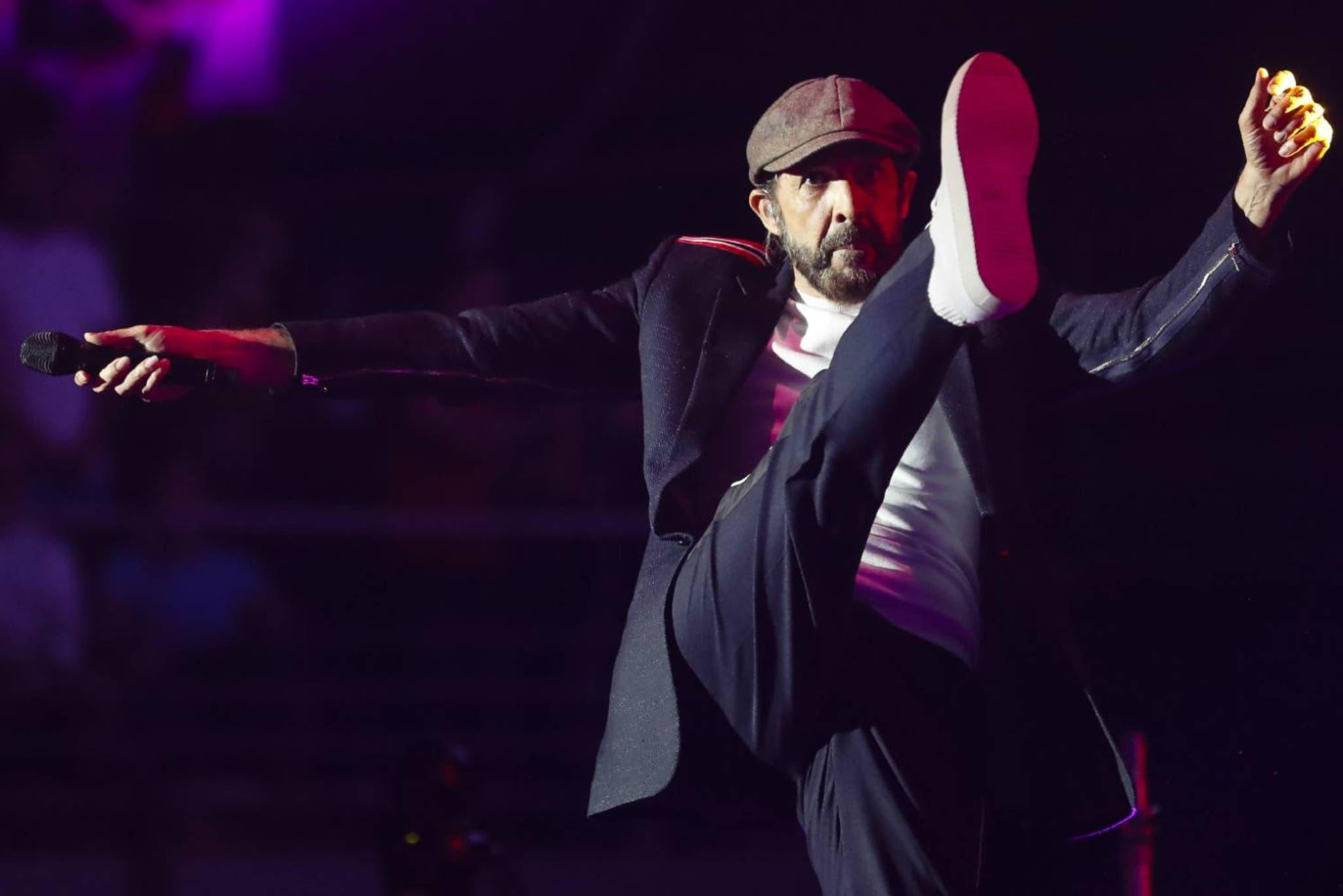 """Juan Luis Guerra lleva una exitosa gira con su nuevo disco """"Literal"""", el cual presentó el pasado mes de mayo. Fuente externa"""