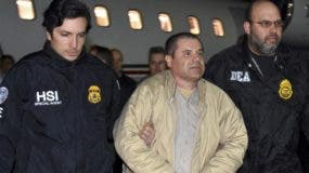 El Chapo, en su defensa, dijo que no recibió un juicio justo.