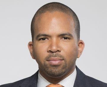 Vian Araújo Puello, editor deportivo de Telesistema.