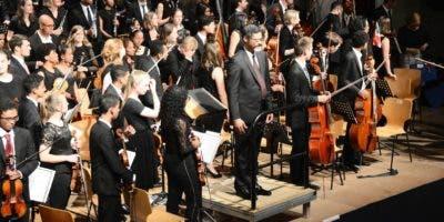 La Orquesta de la Universidad de Hamburgo.  FUENTE EXTERNA.