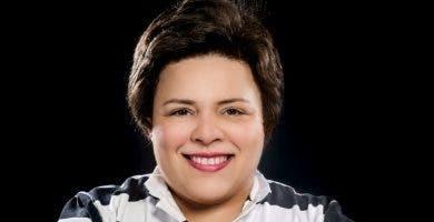 La escritora y 'cuentacuentos' Anya Damirón