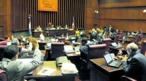 La mayoría danilista en el Senado facilita el conocimiento y aprobación del proyecto de ley que convoca a la Asamblea Revisora.