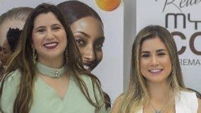 Carmen Zaglul y Carolina Tarrazo.