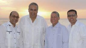 Henry Ulloa, Jaime Tavárez, Humberto Pichardo y Reinaldo Soto.
